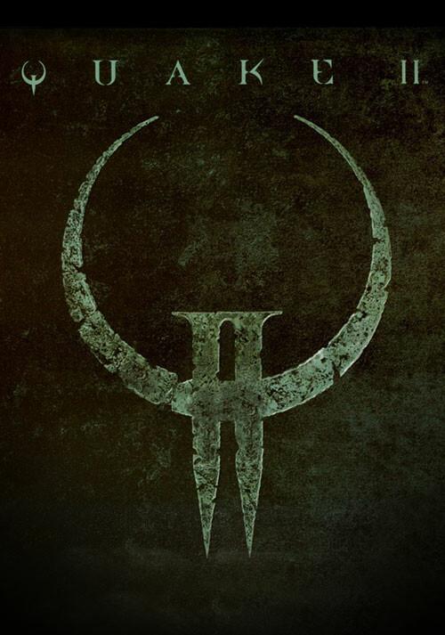 Quake II - Cover / Packshot