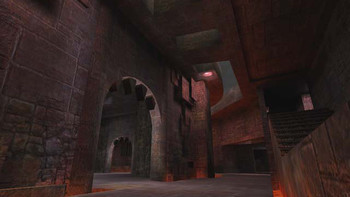 Screenshot2 - QUAKE III Arena + Team Arena