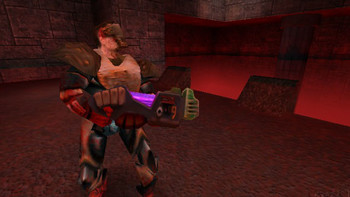 Screenshot1 - QUAKE III Arena + Team Arena