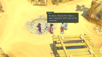 Screenshot3 - Tales of Symphonia