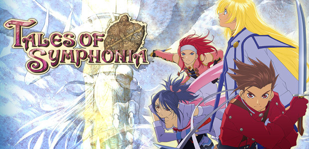 Tales of Symphonia - Cover / Packshot