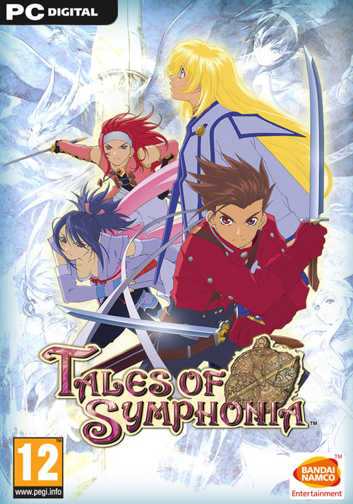 Tales of Symphonia - Packshot