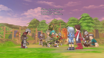 Screenshot2 - Tales of Symphonia