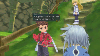 Screenshot6 - Tales of Symphonia