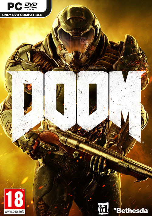 DOOM - Cover / Packshot