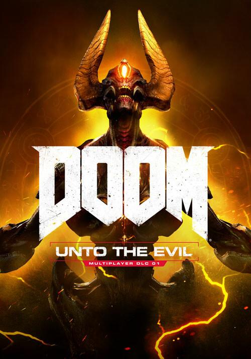 DOOM: Unto the Evil DLC - Packshot