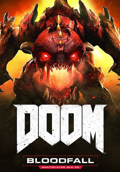 DOOM: Bloodfall DLC - Packshot