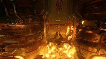 Screenshot2 - DOOM: Bloodfall DLC