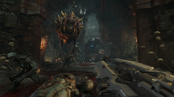 Screenshot4 - DOOM: Bloodfall DLC