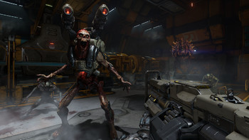 Screenshot6 - DOOM: Bloodfall DLC