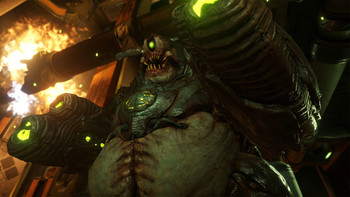 Screenshot7 - DOOM: Bloodfall DLC