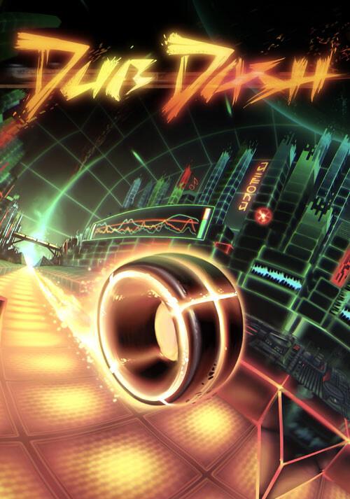 Dub Dash - Cover