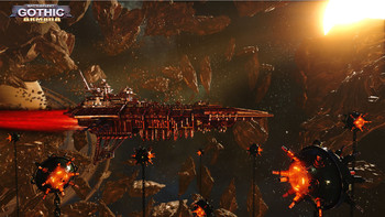 Screenshot3 - Battlefleet Gothic: Armada