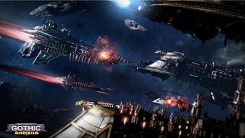Screenshot5 - Battlefleet Gothic: Armada