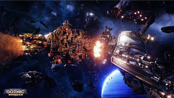 Screenshot1 - Battlefleet Gothic: Armada
