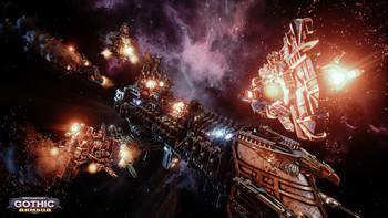 Screenshot6 - Battlefleet Gothic: Armada