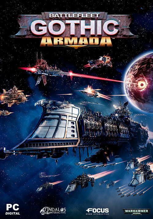 Battlefleet Gothic: Armada - Cover