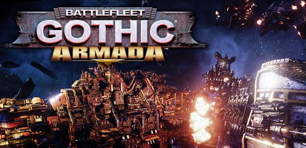 Battlefleet Gothic: Armada - Cover / Packshot