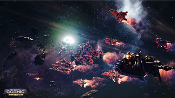 Screenshot4 - Battlefleet Gothic: Armada