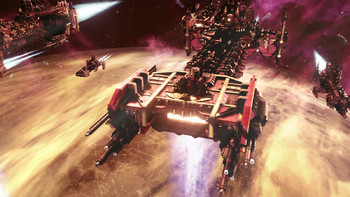 Screenshot4 - Battlefleet Gothic: Armada - Space Marines DLC