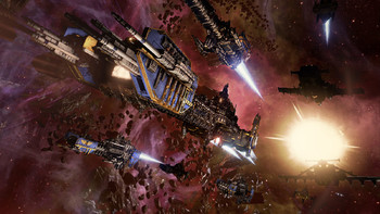 Screenshot5 - Battlefleet Gothic: Armada - Space Marines DLC