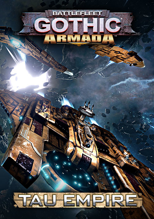 Battlefleet Gothic: Armada - Tau Empire DLC - Cover