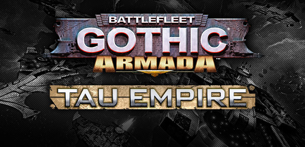 Battlefleet Gothic: Armada - Tau Empire DLC - Cover / Packshot
