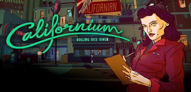 Californium - Cover / Packshot