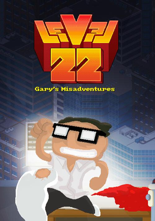 Level 22 Gary's Misadventure - Cover / Packshot