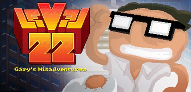 Level 22 Gary's Misadventure