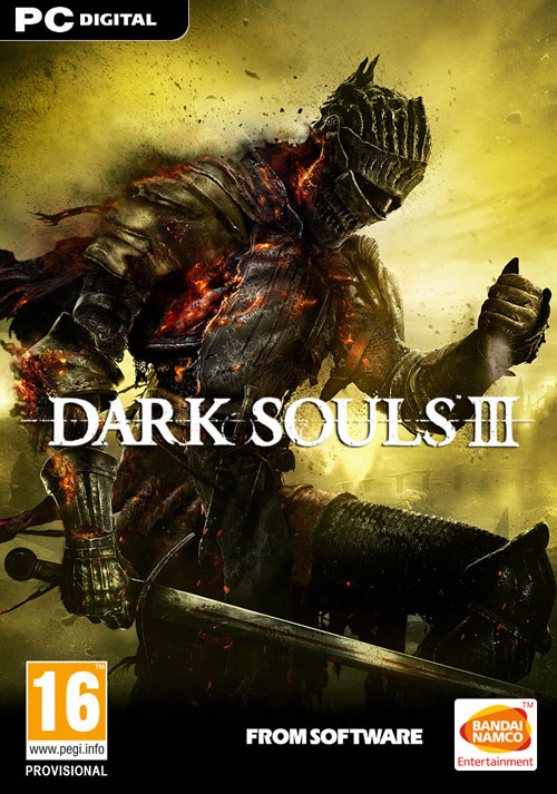 DARK SOULS III - Cover