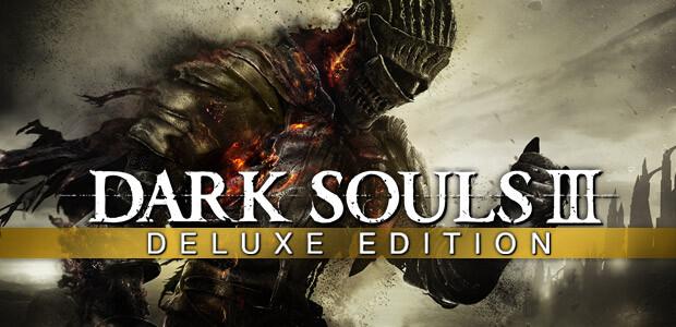 DARK SOULS III - Deluxe Edition - Cover / Packshot