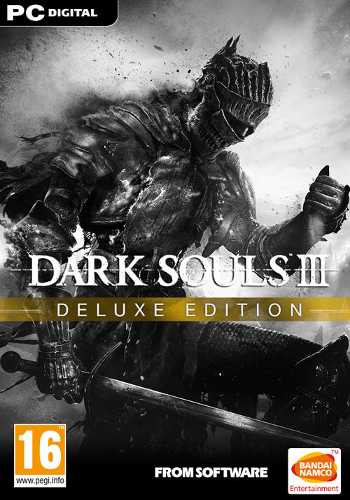 DARK SOULS III - Deluxe Edition - Cover / Packshot