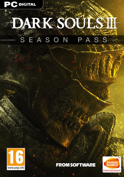DARK SOULS III - Season Pass - Cover / Packshot