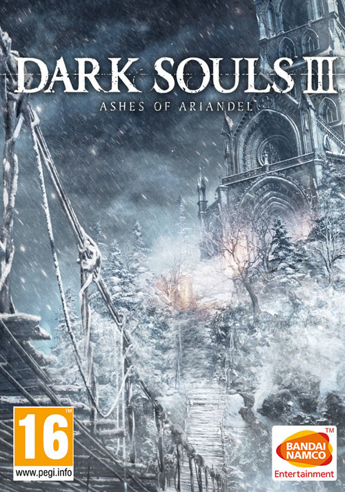 DARK SOULS III - Ashes of Ariandel - Cover