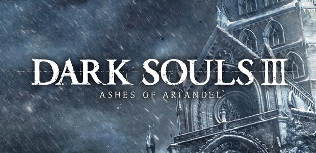 DARK SOULS III - Ashes of Ariandel - Cover / Packshot