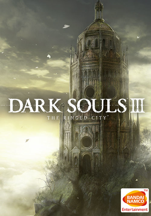 DARK SOULS III - The Ringed City - Cover