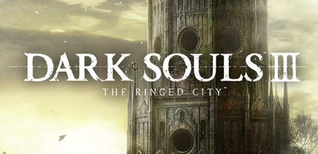 DARK SOULS III - The Ringed City - Cover / Packshot