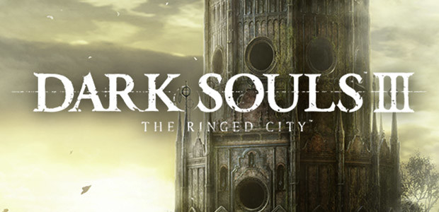 DARK SOULS III - The Ringed City - Cover / Packshot