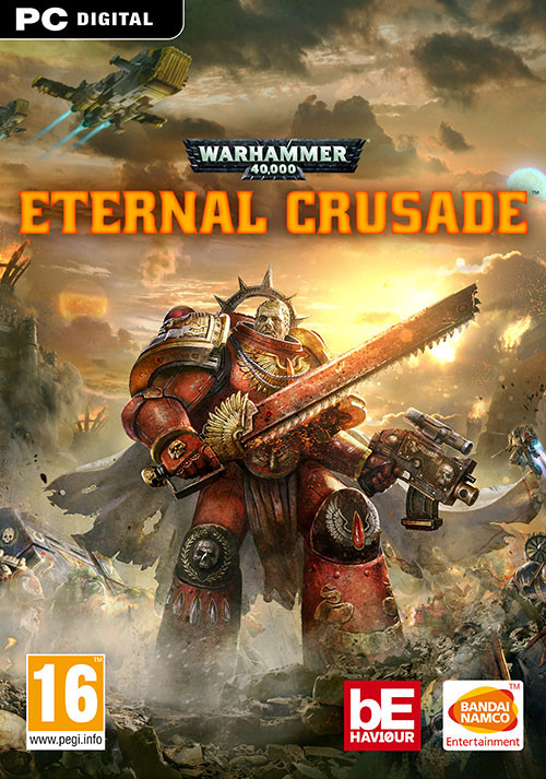 Warhammer 40,000: Eternal Crusade - Packshot