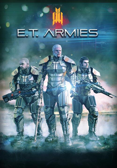 E.T. Armies - Cover