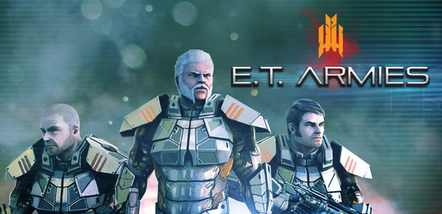 E.T. Armies - Cover / Packshot