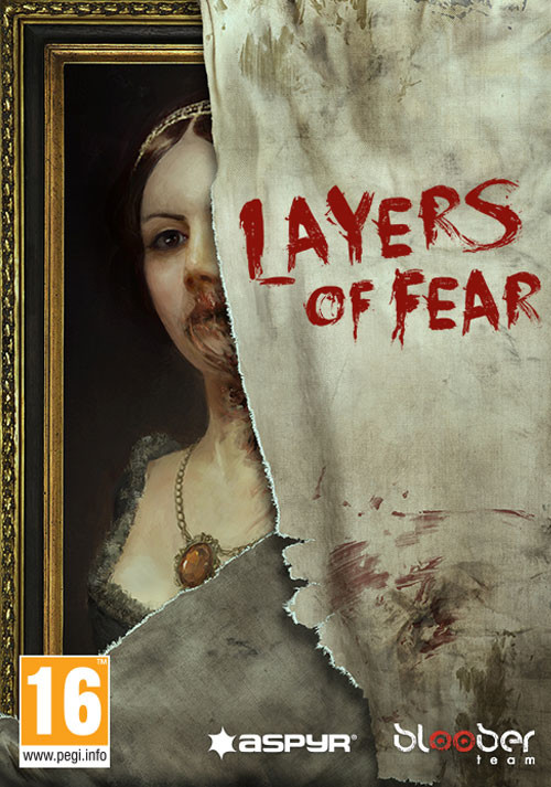 Layers of Fear - Cover