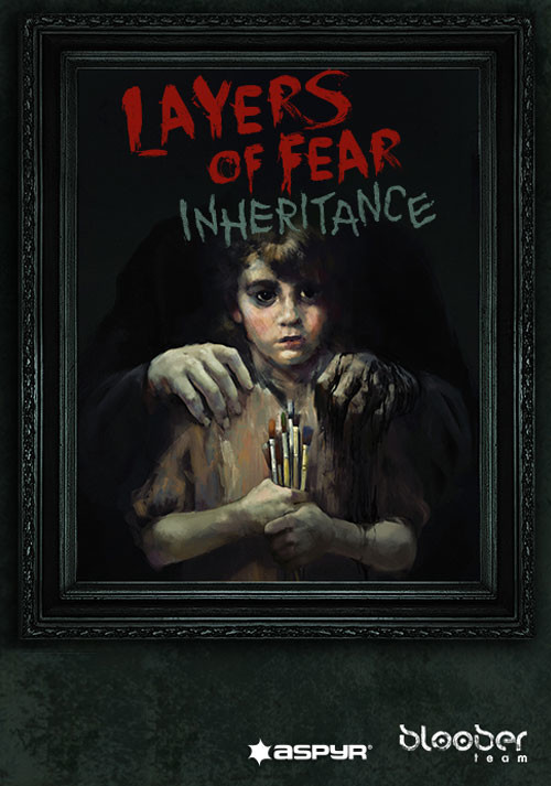 Layers of Fear: Inheritance DLC - Cover