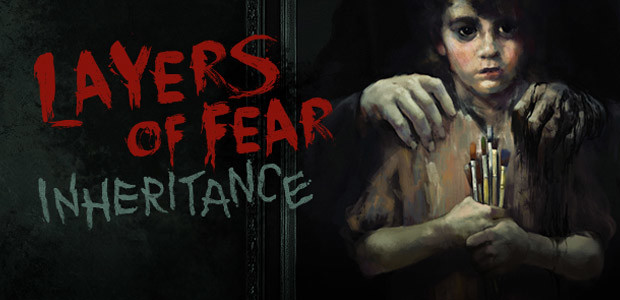 Layers of Fear: Inheritance DLC - Cover / Packshot