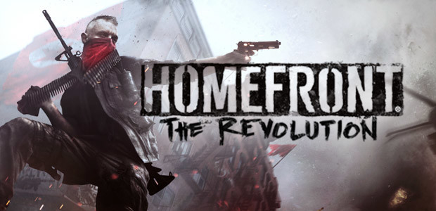 Homefront: The Revolution - Cover / Packshot