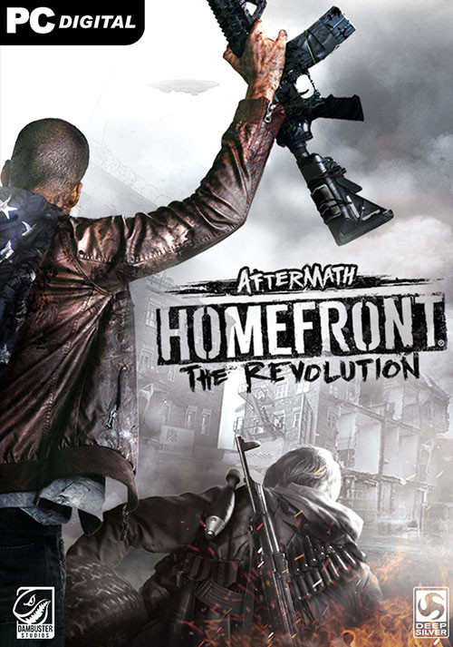 Homefront: The Revolution - Aftermath - Cover