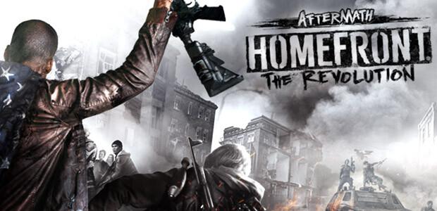 Homefront: The Revolution - Aftermath - Cover / Packshot