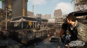 Screenshot4 - Homefront: The Revolution - Aftermath