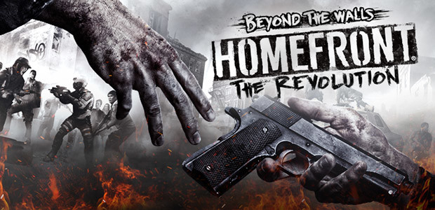 Homefront: The Revolution - Beyond the Walls - Cover / Packshot